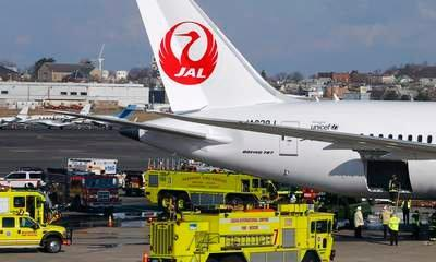 Boeing Dreamliner Fire: No Cause Found