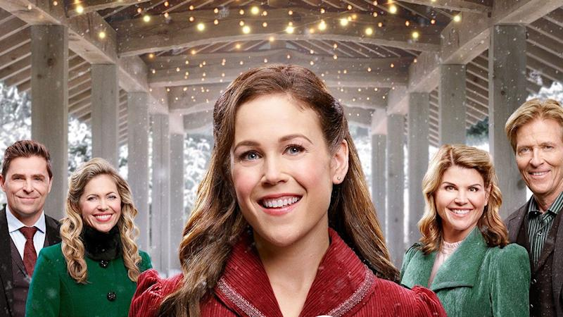 When Calls The Heart Christmas.When Calls The Heart Releases Festive First Poster For The