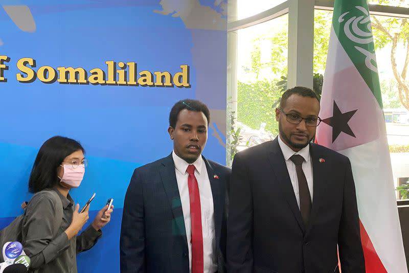 Strategic Somaliland touts its oil and gas as opens Taiwan office