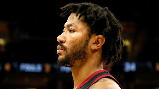 """I'm 29, they're acting like I'm 39."" —Derrick Rose"
