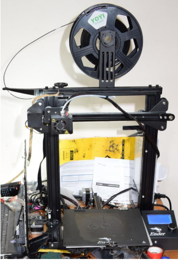 A 3D printer owned by Morrice (CTPSE)