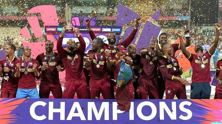 T20 World Cup, West Indies