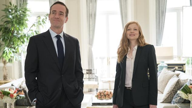 Matthew Macfadyen stars in HBO's Succession