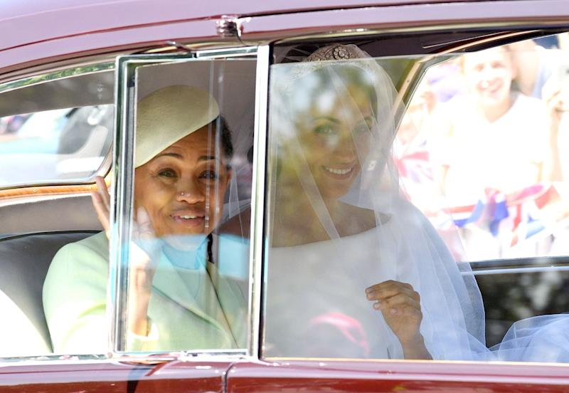 Everything you need to know about Meghan Markle's mum Doria Ragland