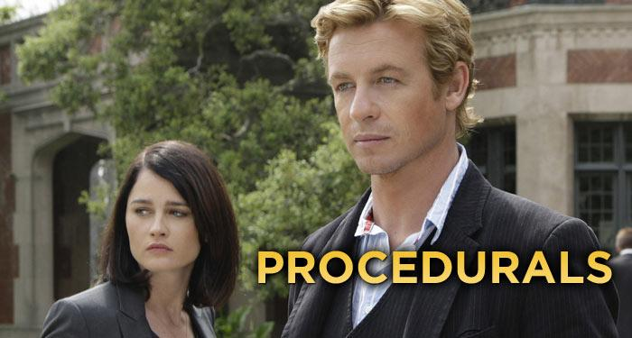 """If you like crime, medical mysteries, and watching the observation skills of <a href=""""/the-mentalist/show/43011"""">""""The Mentalist""""</a> and you make sure to get your three servings of """"CSI"""" a week, click through this slideshow to go beyond the usual suspects with shows that crack the case every time."""