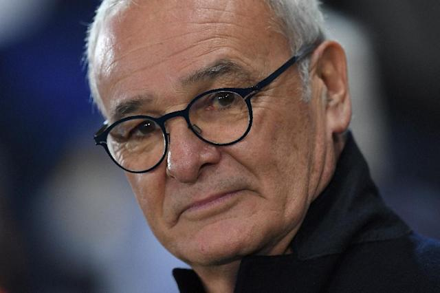 """Leicester City's manager Claudio Ranieri, pictured on November 22, 2016, says, """"West Ham is a must-win game"""" (AFP Photo/Paul ELLIS)"""