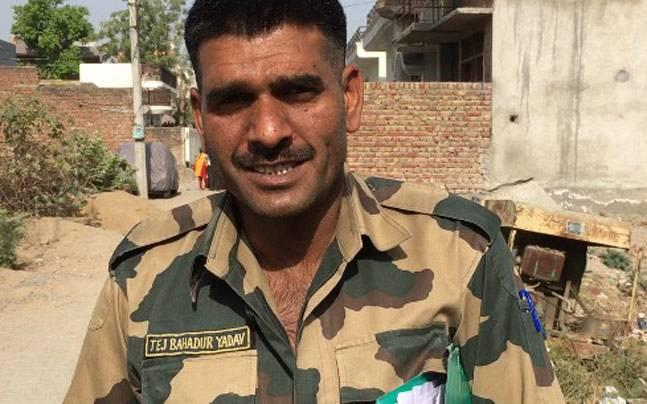 Madhya Pradesh Congress to felicitate expelled BSF jawan Tej Bahadur Yadav