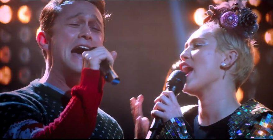 """<p>The stoner-comedy-holiday hybrid, about a group of life-long friends (Joseph Gordon-Levitt, Seth Rogen, and Anthony Mackie) who reunite for one final wild Christmas bash before entering """"adulthood,"""" features a singing cameo from Miley Cyrus. It's a brief scene that adds to the memorable and adventurous night out. Mindy Kaling, Jillian Bell, and Lizzy Caplan also make appearances in the movie.</p>"""