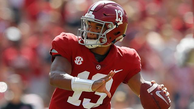 Connor Allen looks at the news in College Football and breaks down the latest notes from Scouts on 2020 NFL Draft prospects. (Getty Images)