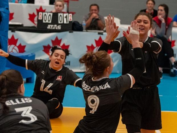 Canadian women's sitting volleyball on brink of Paralympic berth after advancing to Halifax final