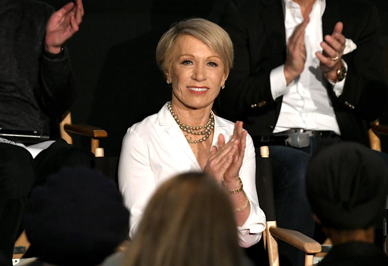 LOS ANGELES, CALIFORNIA - MAY 04: Barbara Corcoran attends Sony Pictures Television's Emmy FYC Event 2019 'Toast to the Arts' on May 04, 2019 in Los Angeles, California. (Photo by Michael Kovac/Getty Images for Sony Pictures Television)