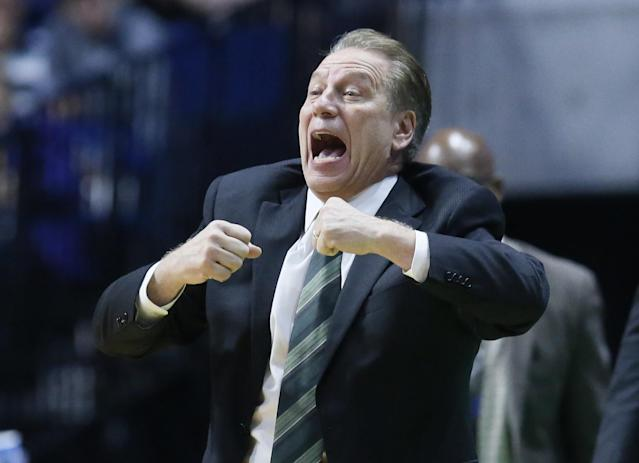 <p>Tom Izzo, Michigan State: $4,251,751 </p>