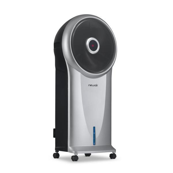 """<h2>Best Large Air Cooler</h2><br><h3>NewAir 3-Speed Portable Evaporative Cooler</h3><br>This large air cooler can cover up to 250 square feet with its power cyclone circulation and can easily be moved around the house with its lightweight design.<br><br><strong>The Hype:</strong> 4.7 out of 5 stars and 53 reviews on <a href=""""https://www.homedepot.com/p/NewAir-470-CFM-3-Speed-Portable-Evaporative-Cooler-and-Fan-for-250-sq-ft-Cooling-Area-NEC500SI00/316769609"""" rel=""""nofollow noopener"""" target=""""_blank"""" data-ylk=""""slk:Home Depot"""" class=""""link rapid-noclick-resp"""">Home Depot</a><br><br><strong>Easy-Breezy Buyers Say:</strong> """"This fan was perfect to help with cooling down the room without us having to run our air all day and night at super low temperatures. It's portable so we can take it with us to other rooms and even on our porch on warm evenings when we want to relax. The ice packs really do help with making the air cooler and the water container was easy to fill...It's a great way to cool down and we will be using it for a long time.""""<br><br><em>Shop</em> <a href=""""https://www.homedepot.com/b/Heating-Venting-Cooling-Evaporative-Coolers-Portable-Evaporative-Coolers/NewAir/N-5yc1vZc4klZdzy"""" rel=""""nofollow noopener"""" target=""""_blank"""" data-ylk=""""slk:NewAir"""" class=""""link rapid-noclick-resp""""><strong><em>NewAir</em></strong></a><br><br><strong>NewAir</strong> 3-Speed Portable Evaporative Cooler, $, available at <a href=""""https://go.skimresources.com/?id=30283X879131&url=https%3A%2F%2Fwww.homedepot.com%2Fp%2FNewAir-470-CFM-3-Speed-Portable-Evaporative-Cooler-and-Fan-for-250-sq-ft-Cooling-Area-NEC500SI00%2F316769609"""" rel=""""nofollow noopener"""" target=""""_blank"""" data-ylk=""""slk:Home Depot"""" class=""""link rapid-noclick-resp"""">Home Depot</a>"""