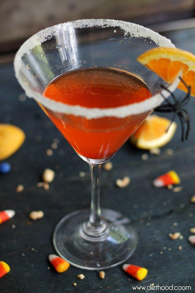"""<p>Candy corn infused vodka? We're not sure how you could possibly resist the marriage of these two indulgences. </p><p><a class=""""link rapid-noclick-resp"""" href=""""https://www.anightowlblog.com/candy-corn-vodka-cocktail-recipe/"""" rel=""""nofollow noopener"""" target=""""_blank"""" data-ylk=""""slk:GET THE RECIPE"""">GET THE RECIPE</a></p>"""