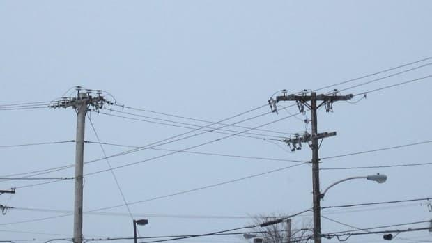 There is no word yet on the cause of the power outage. (CBC - image credit)