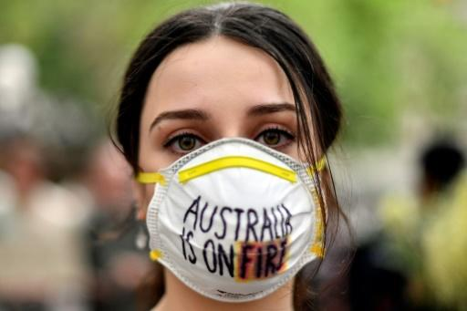 The heatwave is another alarm bell about global warming in Australia, where this year?s early and intense start to regular summer bushfires has heaped pressure on the Australian government to tackle climate change