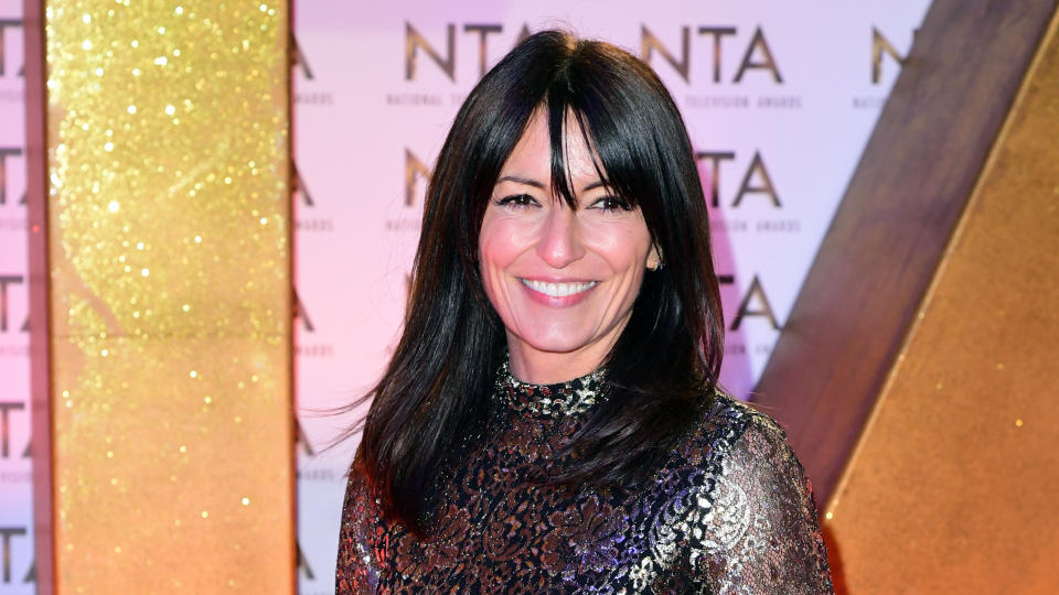 Davina McCall says she wasn't prepared for how badly she was hit by brain fog during the menopause. (Ian West/PA Images via Getty Images)