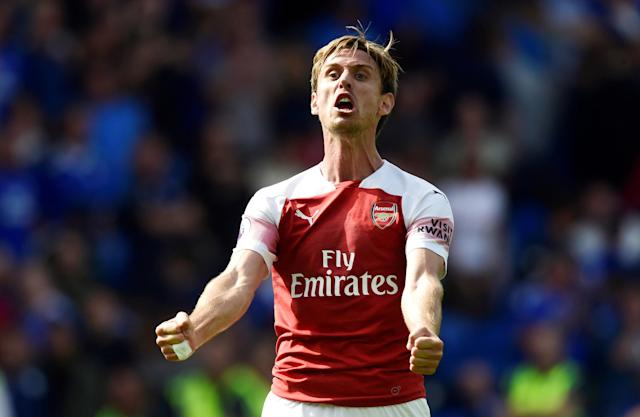 Nacho Monreal is being linked with a new deal at Arsenal and a move to Barca
