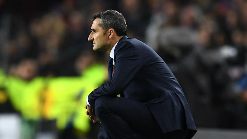Barcelona cannot dwell on Roma defeat – Valverde