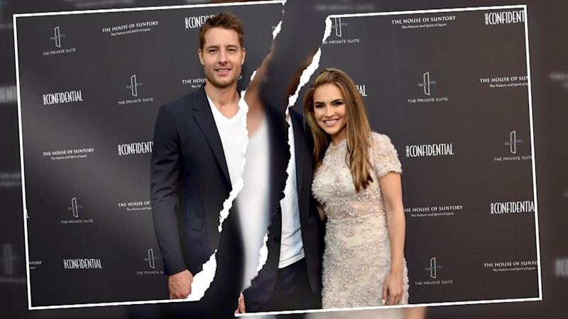 Justin Hartley Files for Divorce From Wife Chrishell Stause After 2 Years of Marriage