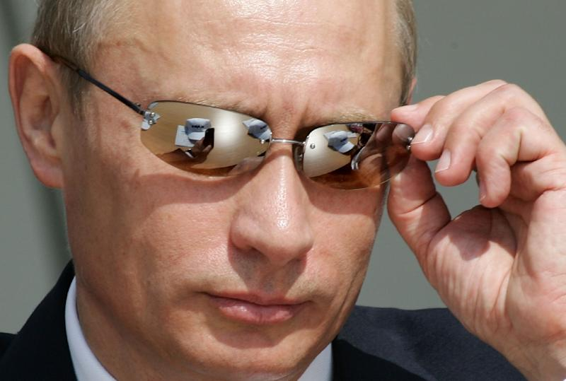 The BBC Panorama programme cited a secret CIA report from 2007 stating that Vladimir Putin's wealth stood at around $40 billion (37 billion euros)