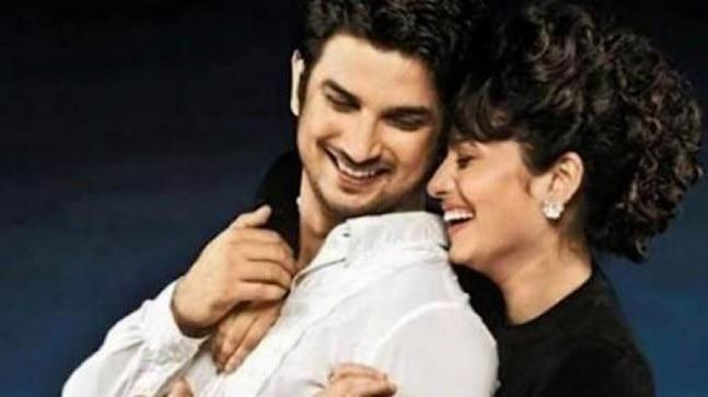 Manikarnika actress Ankita Lokhande talks about ex-boyfriend Sushant Singh Rajput and their current equation. Ankita has moved on and is dating Vicky Jain.