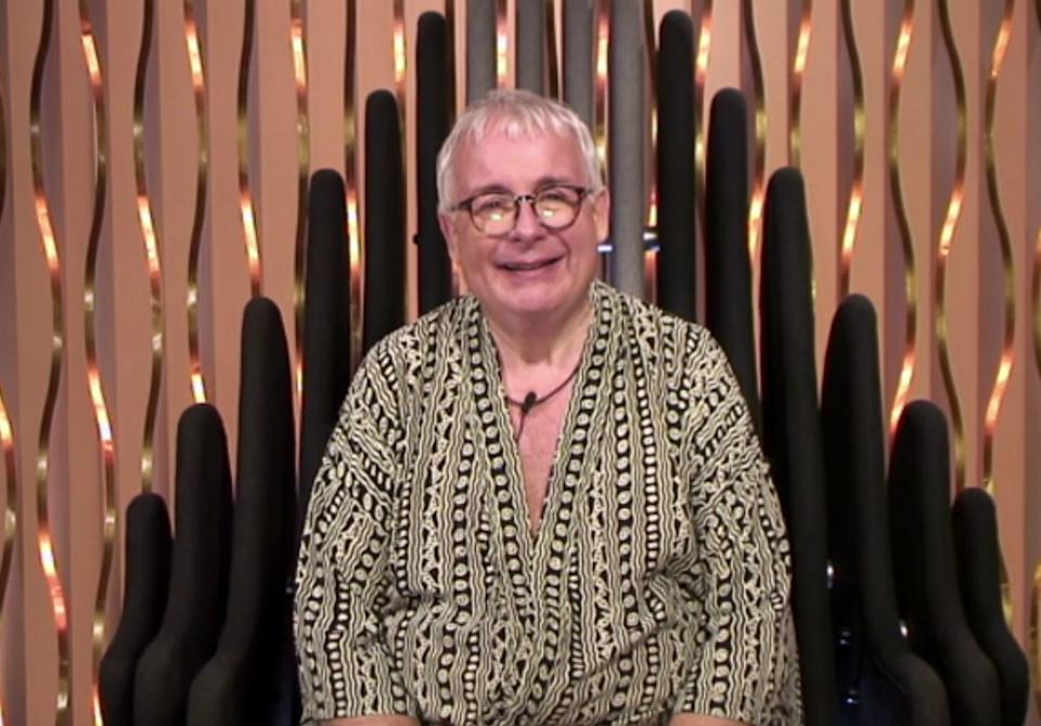 Biggins was removed from the house in the summer of 2016, after a long line of controversial remarks.<br /><br />However, what wasn't shown was the remark that started it all, an anti-Semitic joke made to fellow contestant Katie Waissel, which wasleft out of the final edit.