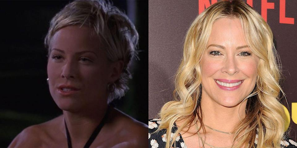 <p>Following the success of the <em>Sweet Valley High</em> TV series, Brittany Daniel appeared on four episodes of <em>Dawson's Creek</em>, playing mystery girl Eve, who turns out to be Jen's half-sister. Her TV career continued well after <em>Dawson's</em>, thanks to episodes of <em>That '70s Show</em>, <em>It's Always Sunny in Philadelphia</em>, and most recently, <em>Blackish</em>.</p>