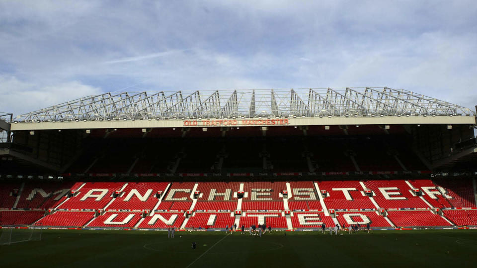 Europa League no Old Trafford. | Gary M. Prior/Getty Images