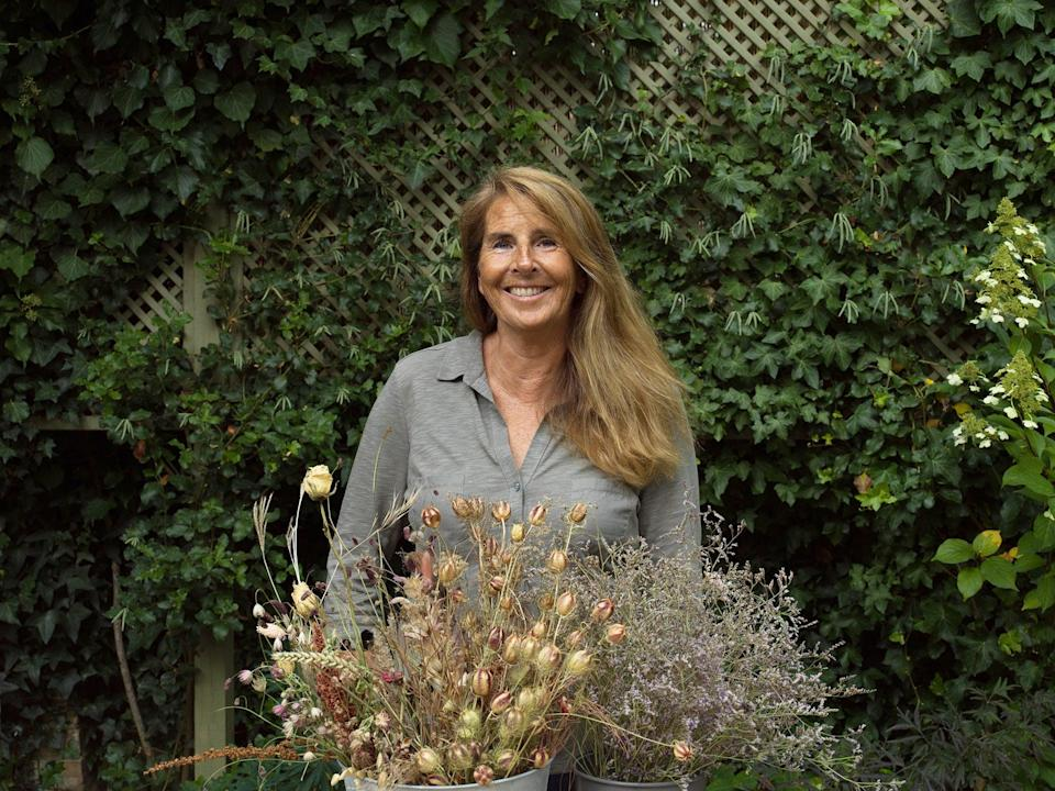 Keep your flowers dry: Carolyn Dunster, the botanical stylist behind new book Cut and DriedNicholas Hodgson