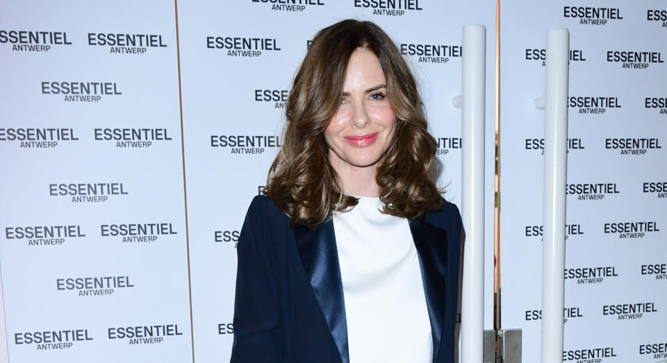 Trinny Woodall has revealed how she supported friend Susannah Constantine through alcoholism. (PA Images)