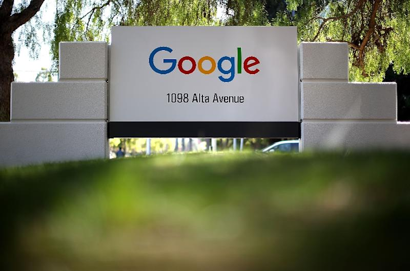 """France has ordered Google to carry out the """"right to be forgotten"""" wrldwide, not just in Europe (AFP Photo/Justin Sullivan)"""