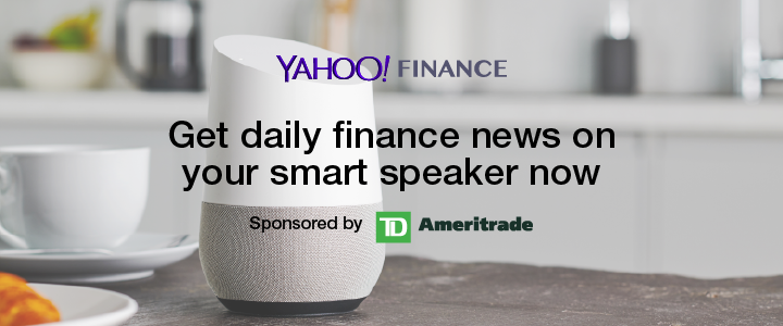 Listen to Yahoo Finance Daily on smart speakers today!