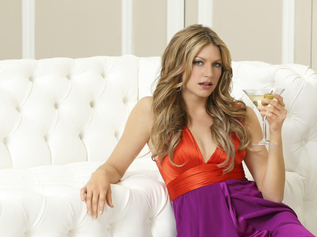 "ABC's ""Mistresses"" stars Jes Macallan as Josslyn Carver."