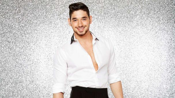 PHOTO: Pro dancer Alan Bernsten will appear on 'Dancing With The Stars.' (Craig Sjodin/ABC)