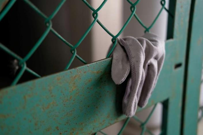 Around the world a thriving subculture has popped up documenting lost gloves, with dozens of Instagram accounts dedicated to them such as Long Lost Gloves and Lost Glove Sightings (AFP Photo/Kazuhiro NOGI)