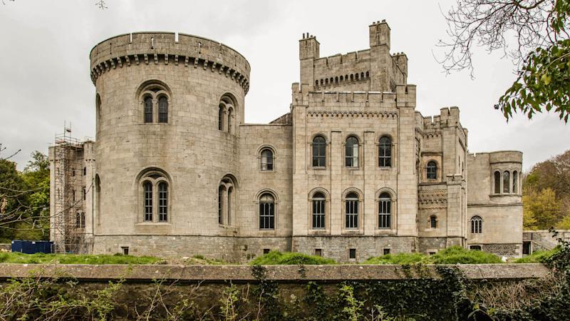 Gosford Castle featured in Game of Thrones television show on HBO network