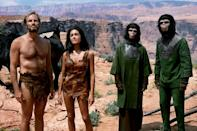 <p> When astronauts crash land on a planet where apes are the dominant species, they are faced with a world where humans are not the most powerful species. Penned by The Twilight Zone creator Rod Serling, the 1968 film provides thought-provoking ideas and commentary on the idea of a civilized, working society. Planet of the Apes continues to influence contemporary cinema to this day, and those iconic final moments safely secure its reputation. </p>