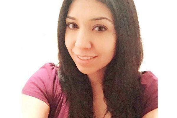 Rocio Guillen Rochahad given birth to her fourth child just weeks before the shooting. (Photo: GoFundMe)
