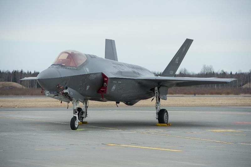 The US Air Force is temporarily grounding dozens of F-35 stealth fighters while it investigates an oxygen supply issue
