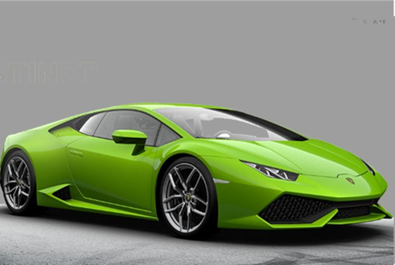 Taxi Lamborghini Huracan Will Get You There Fast But The Fare Is