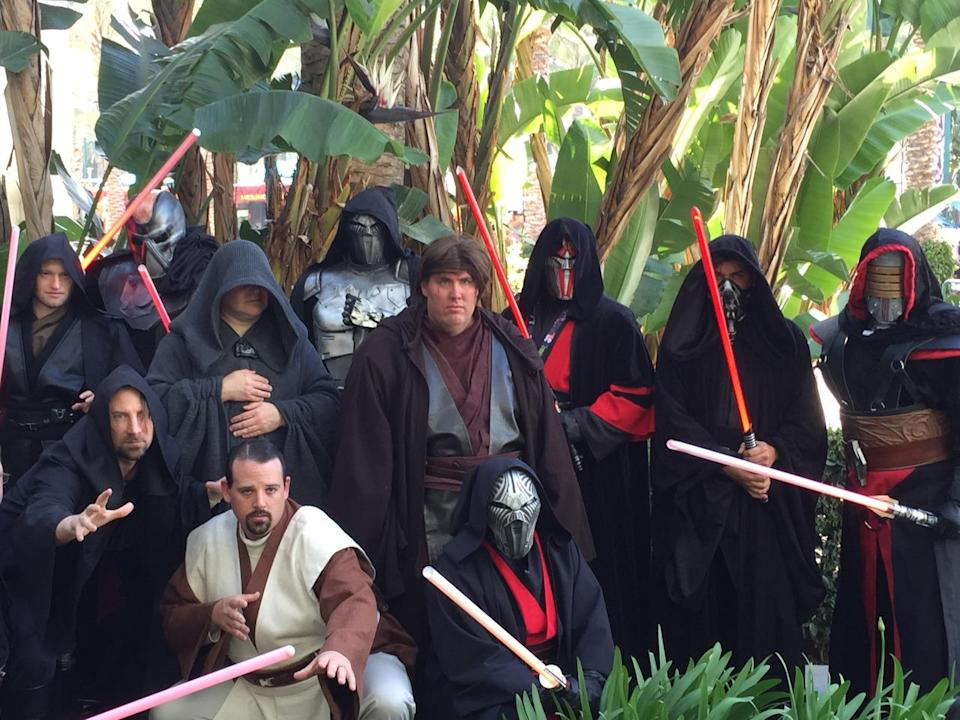 What's your flavor of evil? These guys pretty much run the gamut, from lapsed Jedi to full-blown Darth-level badassery.