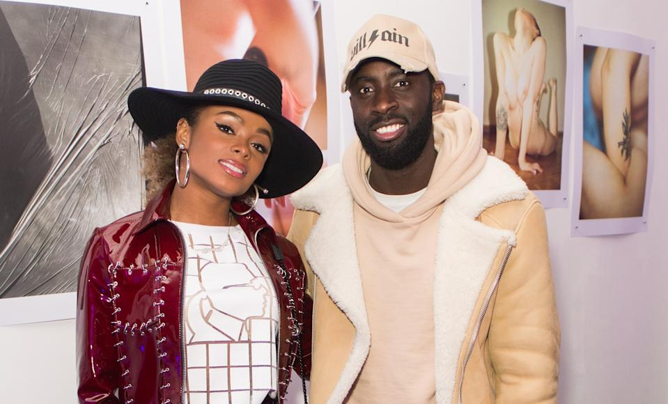 Fleur East wants to start a family with husband Marcel Badiane-Robin. (Getty Images)