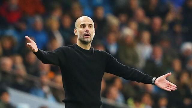 Manchester City's records may be broken by Liverpool, but Pep Guardiola expected they would go at some stage.