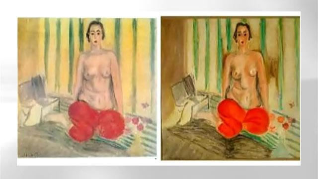 Stolen Matisse Painting Reportedly Recovered After Almost a Decade