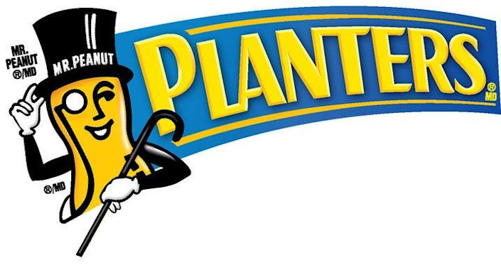 This Planters' mascot was always so dapper.