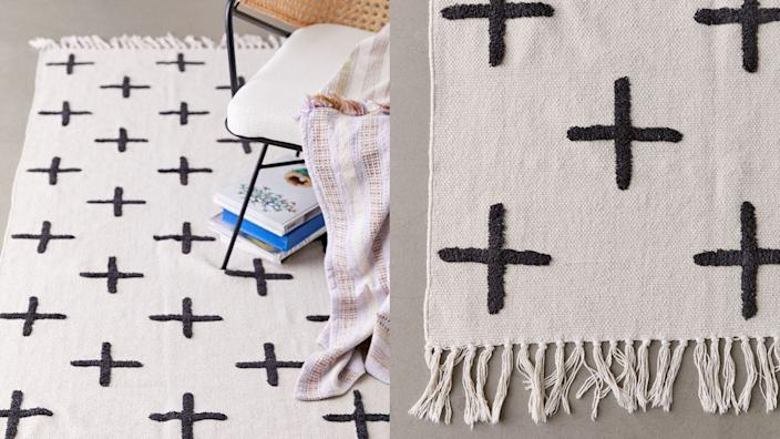 Quirky rugs for any space.
