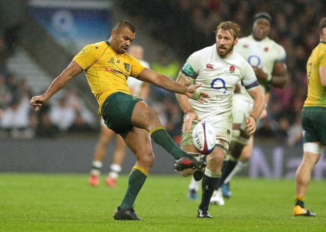 Chris Robshaw was one flanker who went on the South Africa tour in 2018, with Willis missing out