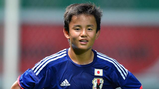 Takefusa Kubo, previously on the books at the Camp Nou, made his senior bow for FC Tokyo during a cup match against Consadole Sapporo