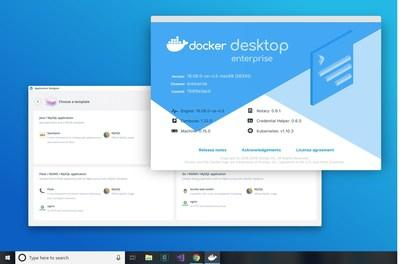 Docker Desktop Enterprise